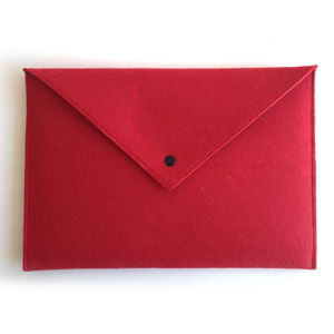 Red Envelope Laptop Sleeve