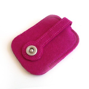 Fuchsia Key Holder