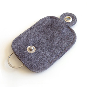 Grey Key Holder